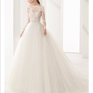 Rosa Clara Niher Wedding Dress